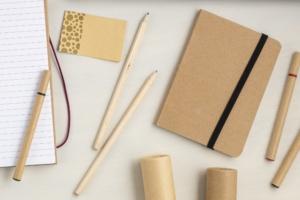 Nachhaltige Büromaterialien